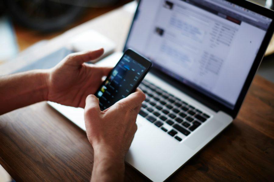 gestão de negócio com tecnologia