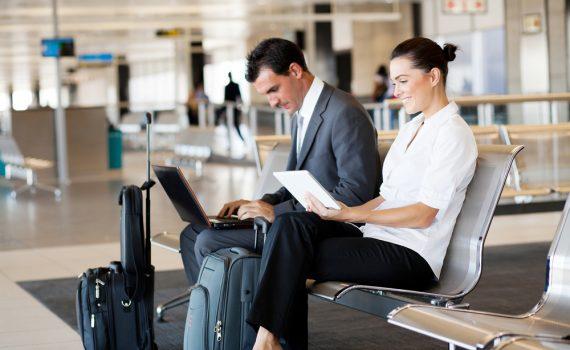 gerenciamento de viagens corporativas