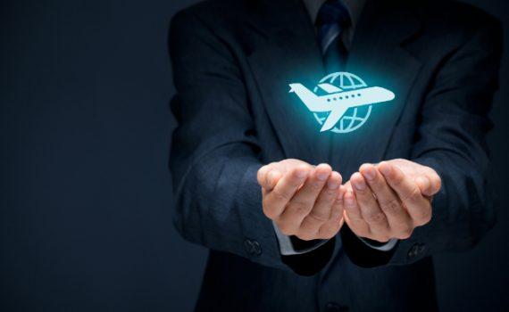 Controle de viagens corporativas na palma de suas mãos