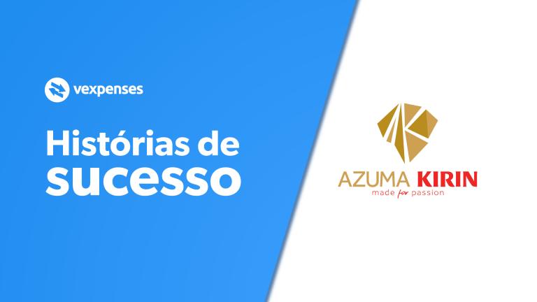 case sucesso Azuma Kirin
