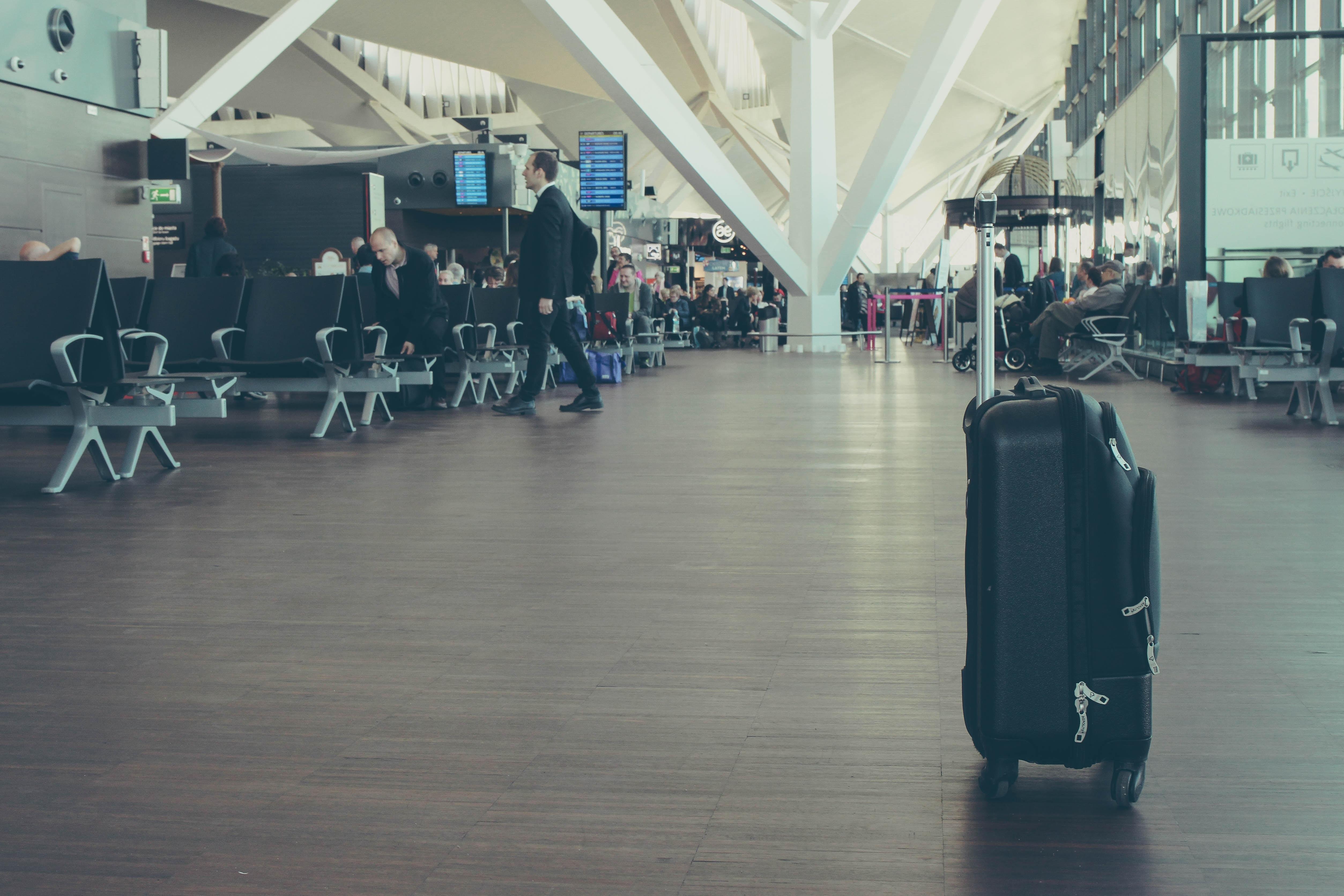extravio de bagagem