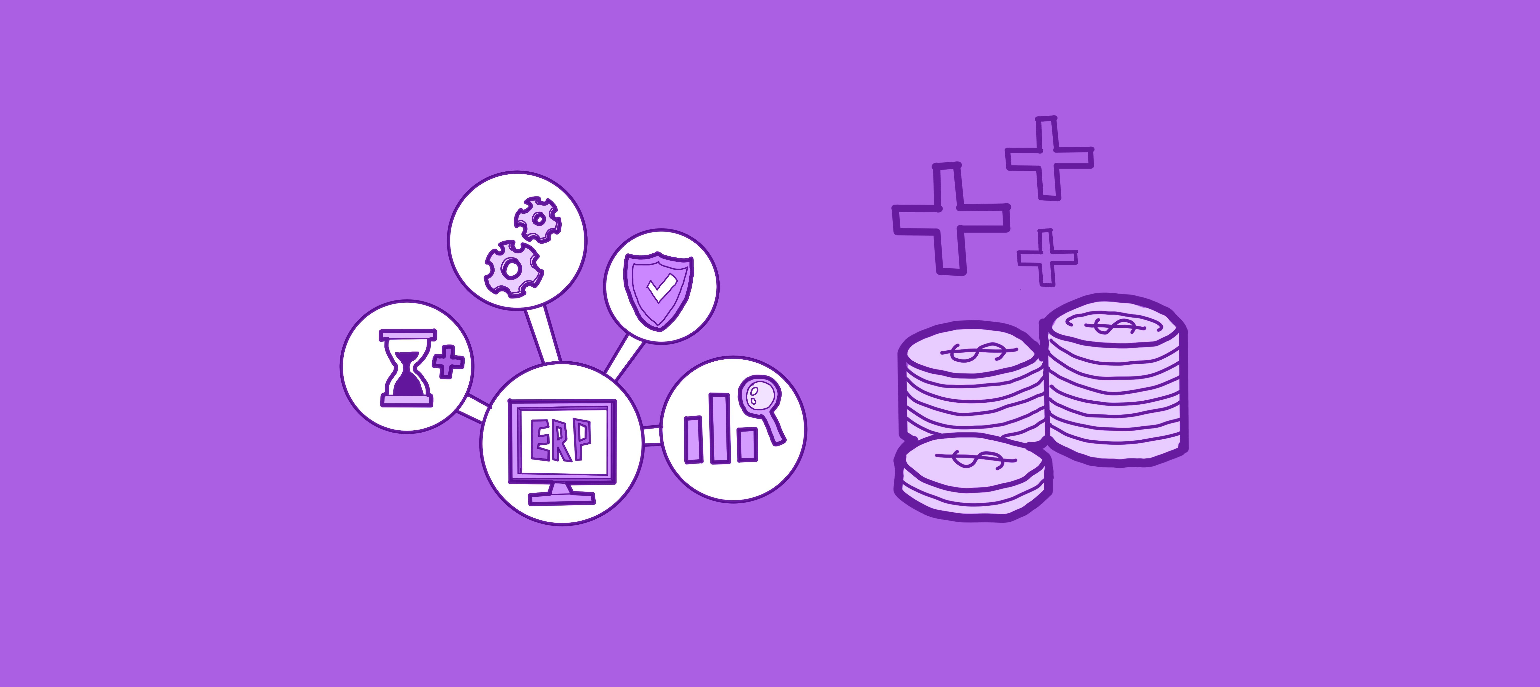 ERP ajuda a reduzir custos