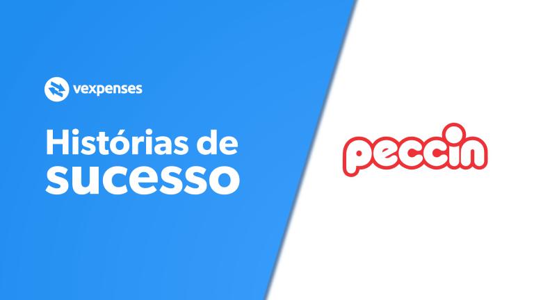 História de Sucesso VExpenses Peccin