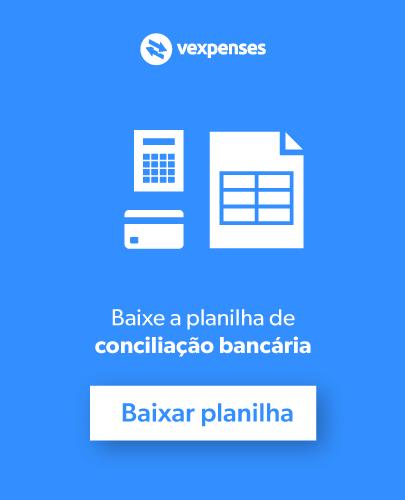 planilha de conciliação bancária