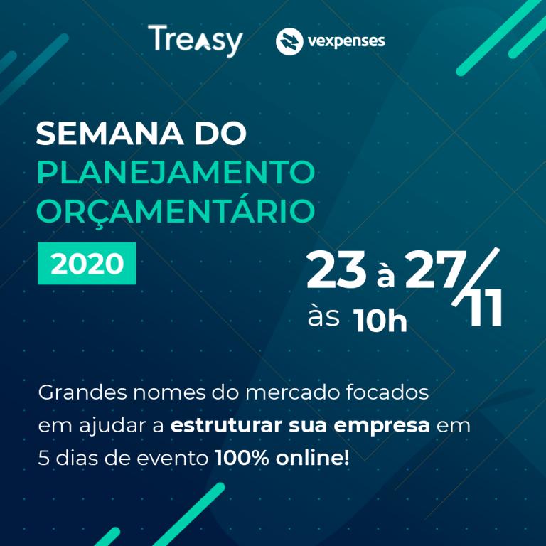Semana do Planejamento Orçamentário 2020