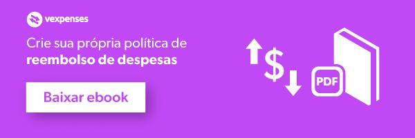 política de reembolso de despesas corporativas